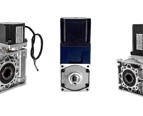 BLDC Right Angle Gearmotors