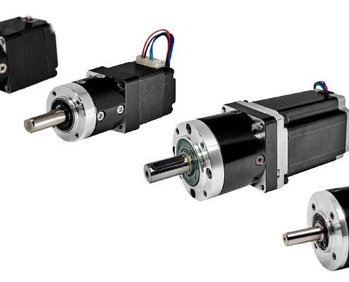 Stepper Gearmotors